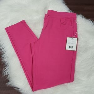 NWT Gorgeous Pink Jeggings by VILA Milano